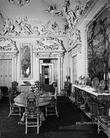 BEN-F-014717-0000 - Inside, 1522, 1873, Mariano Falcini (mod. 1873), Palazzo Serristori, Florence - Raffaello Bencini/Alinari Archives, Florence