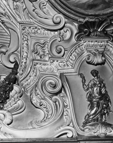 BEN-F-014739-0000 - Inside, Attic, fresco, XVIII century, Palazzo Fenzi-Marucelli, Florence - Raffaello Bencini/Alinari Archives, Florence