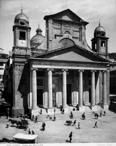 BGA-F-003568-0000 - Santissima Annunziata del Vastato Church, piazzetta Andorlini, Genoa