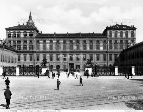 BGA-F-003715-0000 - Palazzo Reale, Turin
