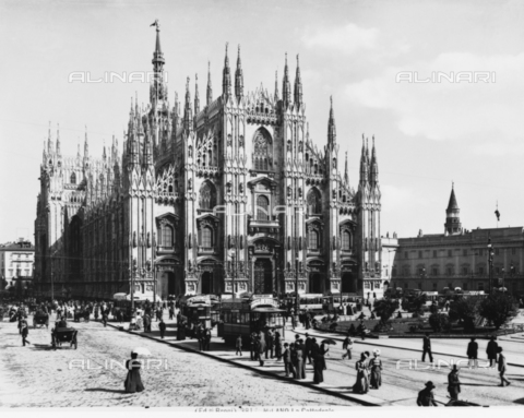 BGA-F-003817-0000 - Cathedral, Milan