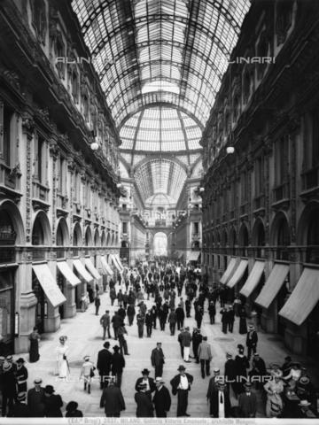 BGA-F-003837-0000 - Galleria Vittorio Emmanuele II, Milan