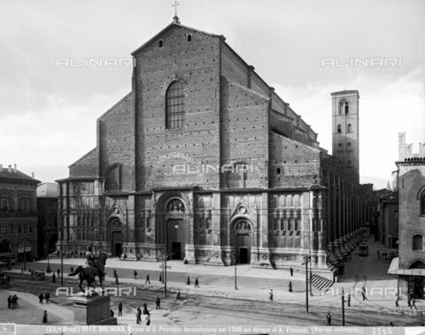 BGA-F-003912-0000 - Basilica di San Petronio, Bologna