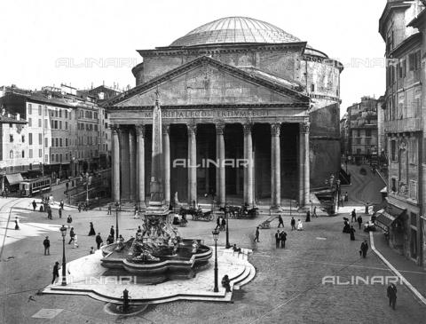 BGA-F-004212-0000 - Pantheon, Rome