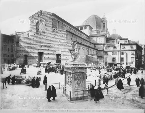 BGA-F-004883-0000 - Basilica of San Lorenzo, Florence