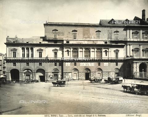 BGA-F-005012-0000 - Teatro San Carlo, Naples
