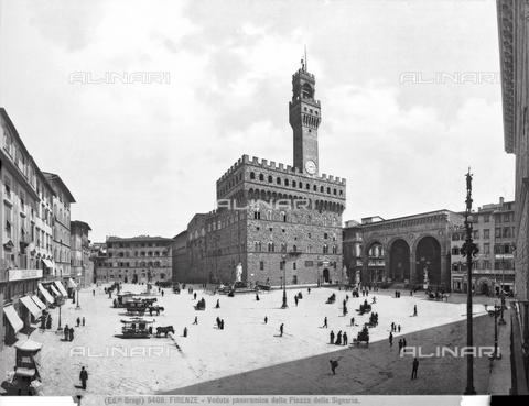 BGA-F-005409-0000 - Palazzo Vecchio, formerly Palazzo della Signoria, Florence