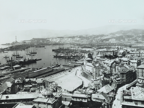 BGA-F-008787-0000 - View of Genoa