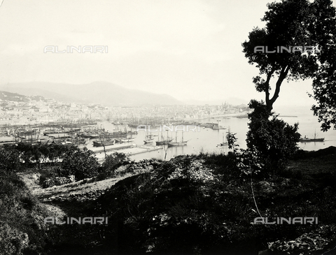 BGA-F-008789-0000 - View of Genoa