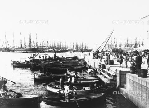 BGA-F-008792-0000 - Genoa's port