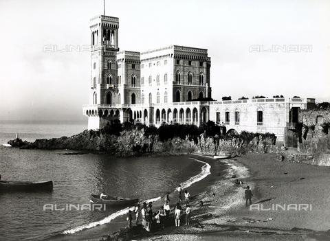 BGA-F-008811-0000 - Raggio Castle in Cornigliano Ligure, Genoa