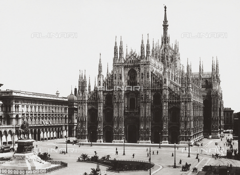 BGA-F-009988-0000 - Cathedral, Milan