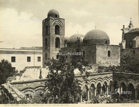 BGA-F-010818-0000 - Church of San Giovanni degli Eremiti, Palermo