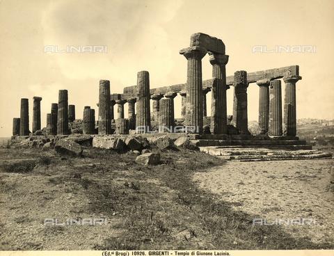 BGA-F-010926-0000 - Temple of Juno Lacina, Agrigento