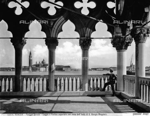 BGA-F-012374-0000 - Church of San Giorgio Maggiore, Venice