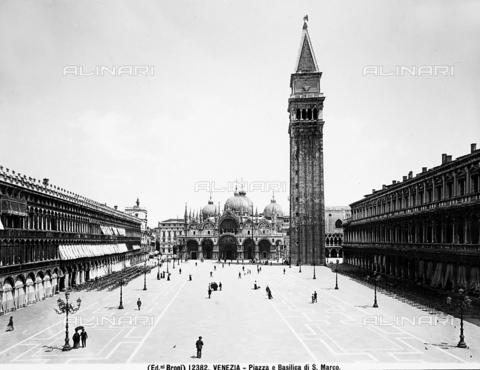 BGA-F-012382-0000 - St. Mark's Basilica, Venice