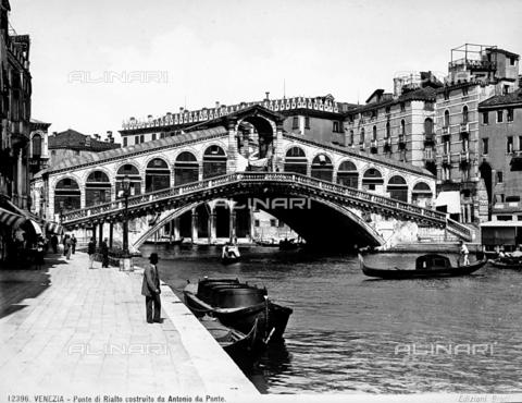 BGA-F-012396-0000 - Rialto Bridge, Venice