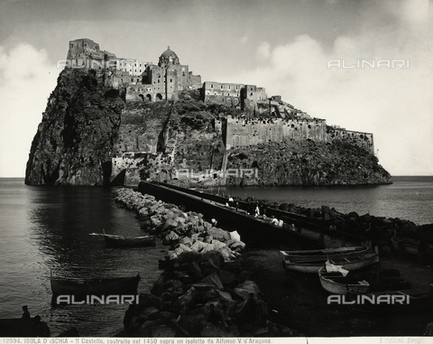 BGA-F-012594-0000 - The Castle of Ischia