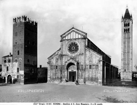 BGA-F-013187-0000 - Basilica of San Zeno Maggiore, Verona