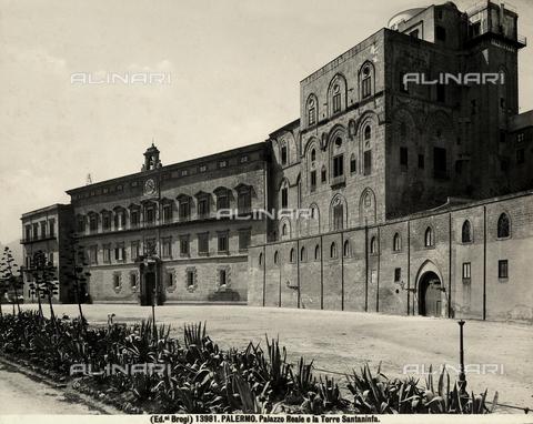 BGA-F-013981-0000 - Royal Palace, Palermo