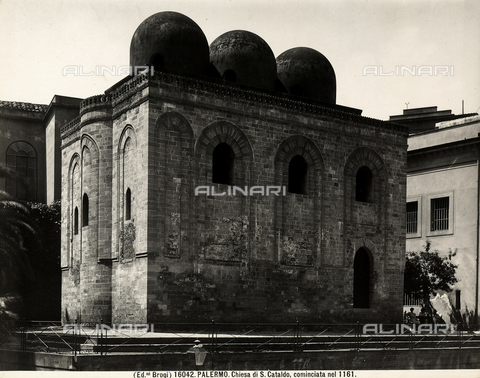 BGA-F-016042-0000 - Church of Saint Cataldus, Palermo