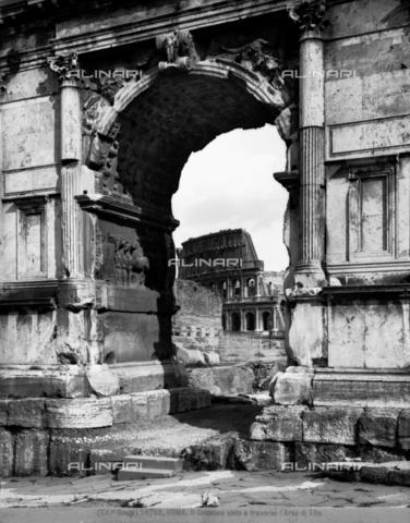 BGA-F-016763-0000 - Flavian Amphitheatre or Colosseum, Rome