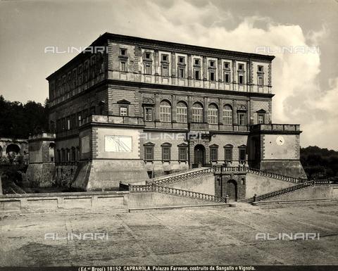 BGA-F-018152-0000 - Farnese Palace, Caprarola