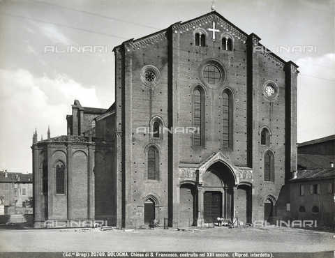 BGA-F-020769-0000 - St. Francis Church, Bologna