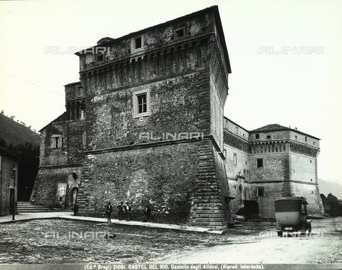 BGA-F-021081-0000 - Castello Alidosi, Castel del Rio, Bologna