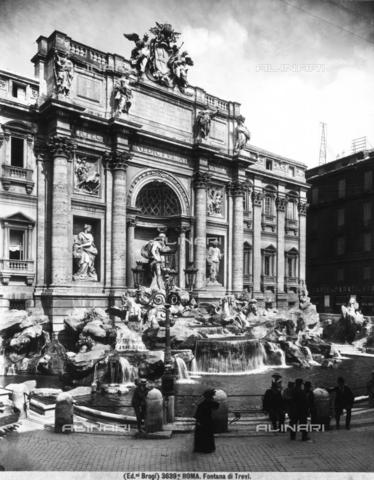BGA-F-03639C-0000 - Trevi Fountain, Piazza di Trevi, Rome