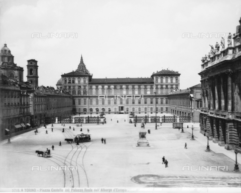 BGA-F-03715A-0000 - Palazzo Reale, Turin