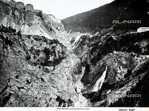 BGA-F-03799B-0000 - La vallata di Maurienne - Data dello scatto: 1890 ca. - Archivi Alinari, Firenze