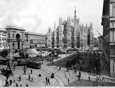 BGA-F-04603A-0000 - Cathedral, Milan