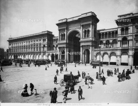 BGA-F-04607A-0000 - Galleria Vittorio Emmanuele II, Milan