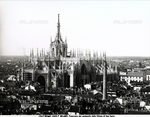 BGA-F-05903A-0000 - Cathedral, Milan