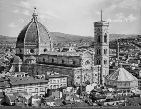 BGA-F-10191A-0000 - Cathedral of Santa Maria del Fiore, Florence
