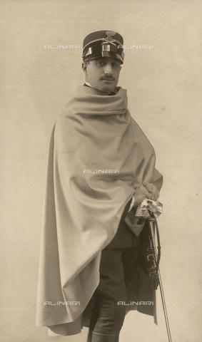 BPD-F-000565-0000 - Ritratto di Luigi Catastini deceduto durante la Prima Guerra Mondiale nel 1915 - Data dello scatto: 1910 ca. - Archivi Alinari, Firenze