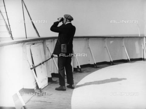 BPK-S-AA2003-0622 - The photographer Erich Salomon (1886-1944). Photograph preserved in the Berlinische Galerie in Berlin - Data dello scatto: 1929 - Erich Salomon / BPK/Alinari Archives