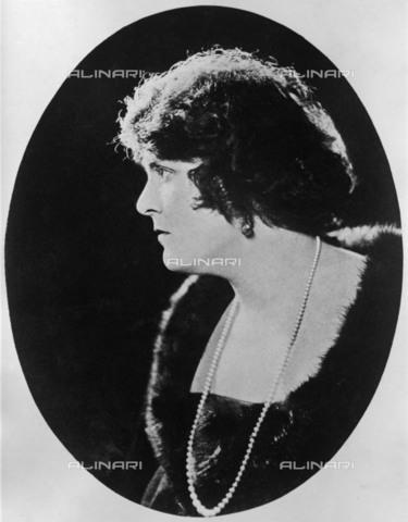 BPK-S-AA7000-6100 - Dorothy Caruso (1893-1955), wife of the Italian tenor Enrico Caruso (1873-1921) - Date of photography: 1920 ca. - BPK/Alinari Archives