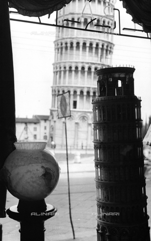 BVA-F-000030-0000 - Bell tower of the Cathedral (Leaning Tower), Pisa