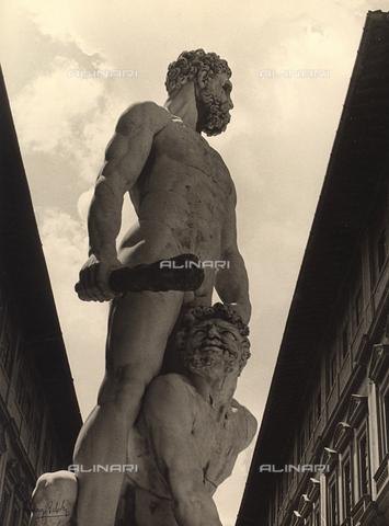 BVA-F-000088-0000 - Hercules and Cacus, Piazza della Signoria, Florence
