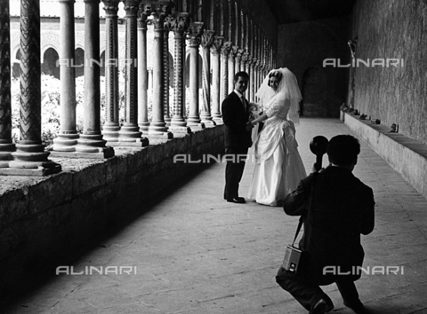"BVA-F-000206-0000 - ""Wedding at Monreale"""