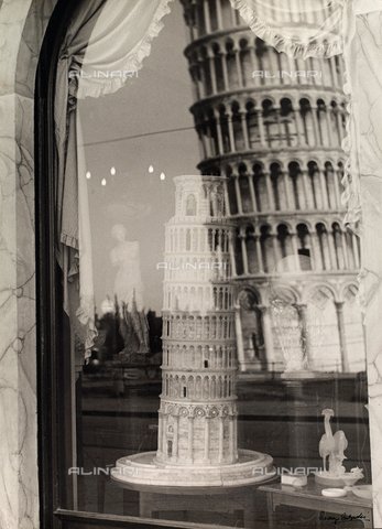 BVA-F-001275-0000 - Bell tower of the Cathedral (Leaning Tower), Pisa