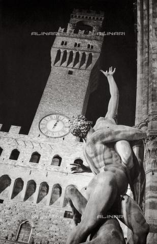 BVA-F-001638-0000 - Rape of the Sabines, Giambologna, Loggia dei Lanzi, Florence