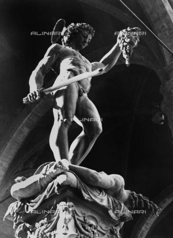 BVA-F-001967-0000 - Perseus, Loggia dei Lanzi, Florence