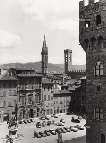 BVA-F-002592-0000 - Palazzo Vecchio, formerly Palazzo della Signoria, Florence