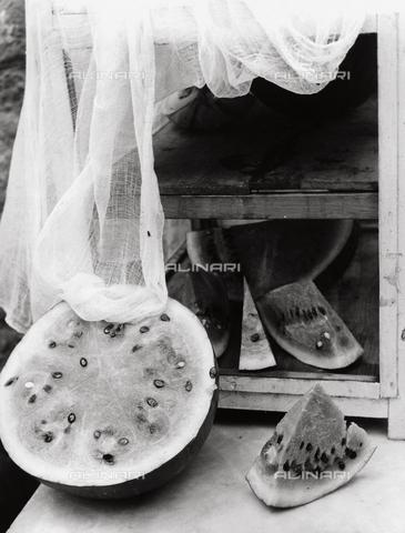 BVA-F-002959-0000 - Cocomero - Data dello scatto: 1950 ca. - Archivi Alinari, Firenze