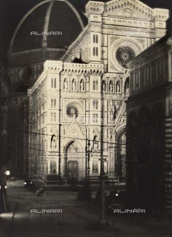 BVA-F-003951-0000 - Faà§ade, Cathedral of Santa Maria del Fiore, Florence