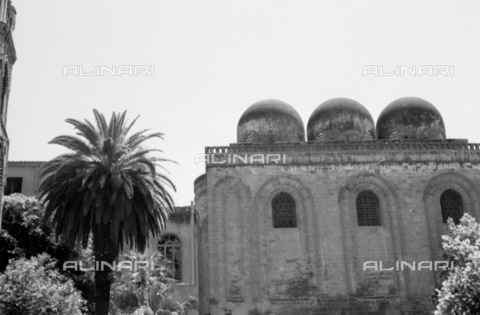 BVA-S-S10011-0024 - The church of San Cataldo in Palermo - Date of photography: 1960-1961 - Fratelli Alinari Museum Collections-Balocchi Archive, Florence