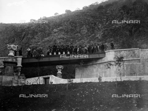 CAD-S-420001-0012 - Bridge of the new tram line in Palermo - Data dello scatto: 01/08/1899-31/10/1899 - Archivi Alinari, Firenze